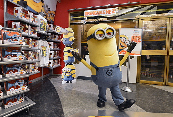 "Meet The Minions From ""Despicable Me 2"""