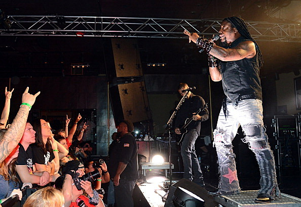Sevendust In Concert At Hard Rock Live Las Vegas