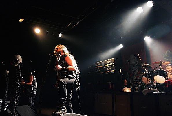 Zakk Wylde & The Black Label Society Play Melbourne