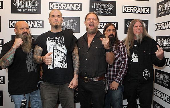 The Kerrang! Awards - Arrivals
