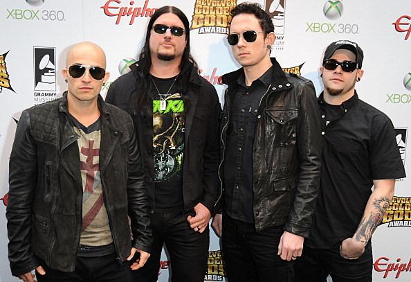 2012 Revolver Golden Gods Award Show - Arrivals