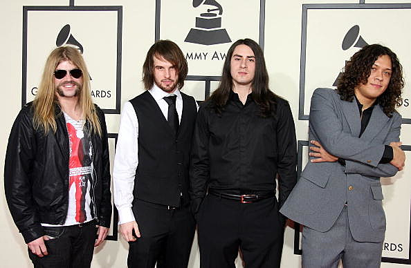 50th Annual Grammy Awards - Arrivals