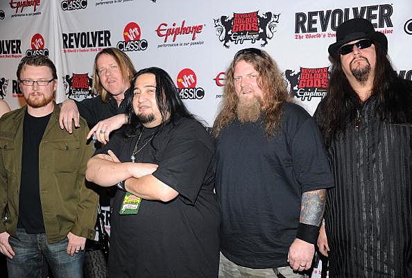 2nd Annual Revolver Golden Gods Awards - Arrivals