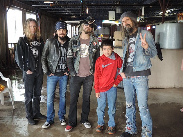 rob zombie meet and greet pittsburgh