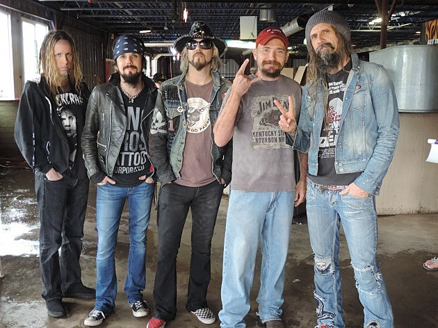 rob zombie meet and greet 2012