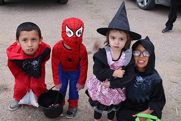 Nightmare on 19th Street Trick or Treat for Kids