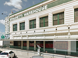 Houston Spaghetti Warehouse