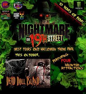 nightmare on 19th